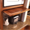 Yes, You Can Have Shelves in Pocket Door Cabinets