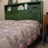 The Cottage Bookcase Bed -- Woodworking Plans
