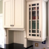 Crown Mouldings on Varying Cabinet Heights