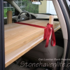 Car Lumber Rack Headrest Hack