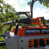 Trimming a Damaged Tree with a Reciprocating Saw