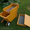 Stonehaven Garden Planting Cart – Woodworking Plans