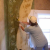 Fix Loose Plaster with Plaster Washers