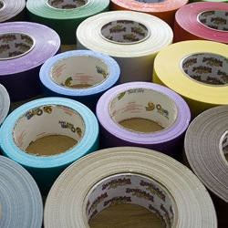 Duct tape party supplies (CC BY 2.0) by woodleywonderworks