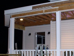 How to Build Porch Skirting Soffits amp Fascias