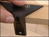 Veritas® miter saddle from lee valley tools