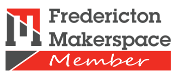 member badge fredericton makerspace