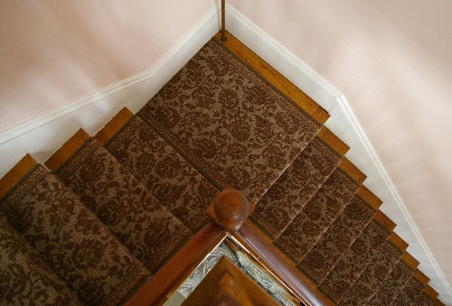 Replacing a Stair Runner u2014 Stonehaven Life