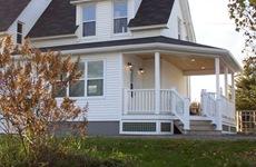 new veranda addition