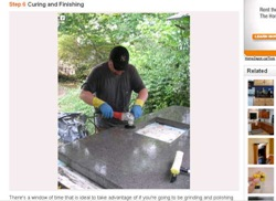 polishing concrete - instructables