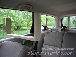 set racks in seats for proper alignment when gluing dowels - stonehavenlife