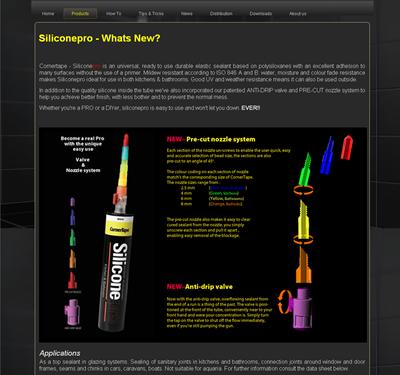 siliconepro product screenshot