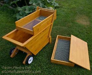 stonehaven garden cart promo 1