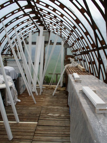 Stonehaven S Bow Roof Greenhouse Stonehaven Life