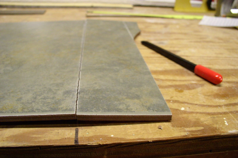 Cutting Ceramic Tiles By Hand Aunt Suefo
